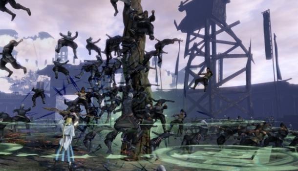 难得免费福利!《无双大蛇3》全球出货50万纪念DLC上线