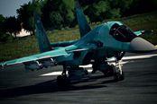 《皇牌空战7》新飞机公布 苏34霸气登场