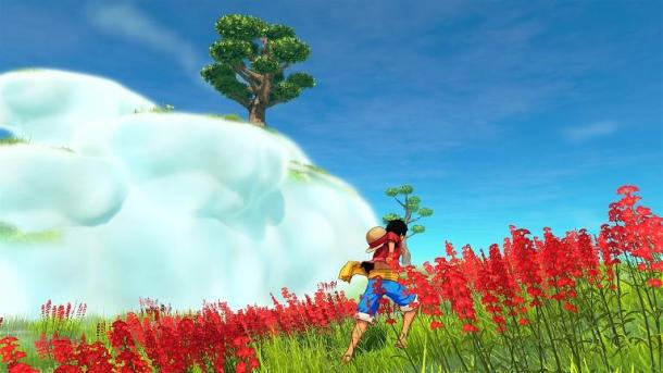 云雾缭绕空岛登场《海贼王:世界寻求者》新舞台罗参战
