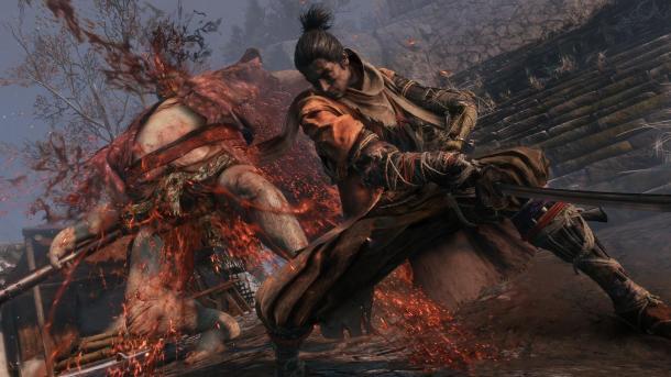 《只狼:影逝二度》 生死一念的全新体验 玩家快感足