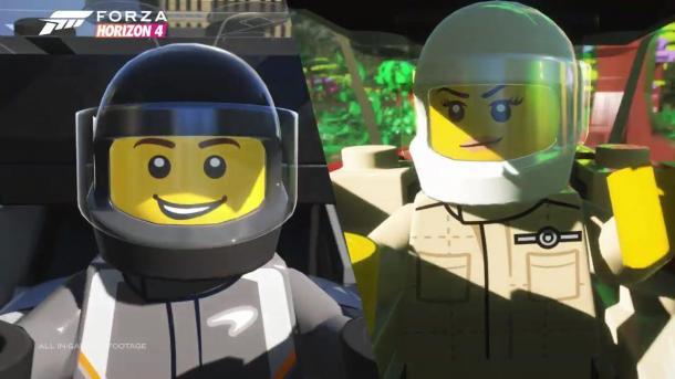 "E3:《极限竞速:地平线4》""乐高""资料片公布"