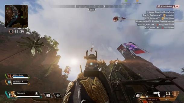 《Apex英雄》驚現飛龍 擊殺后還會掉落戰利品