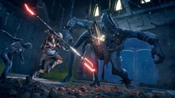 """《刺客信条:奥德赛》DLC""""亚特兰蒂斯的命运""""最终章演示"""