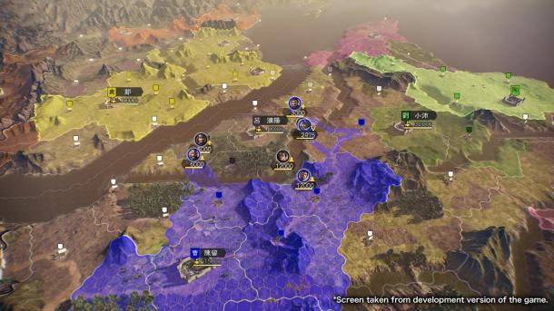 CJ 2019:《三国志14》正式公布!已正式上架Steam