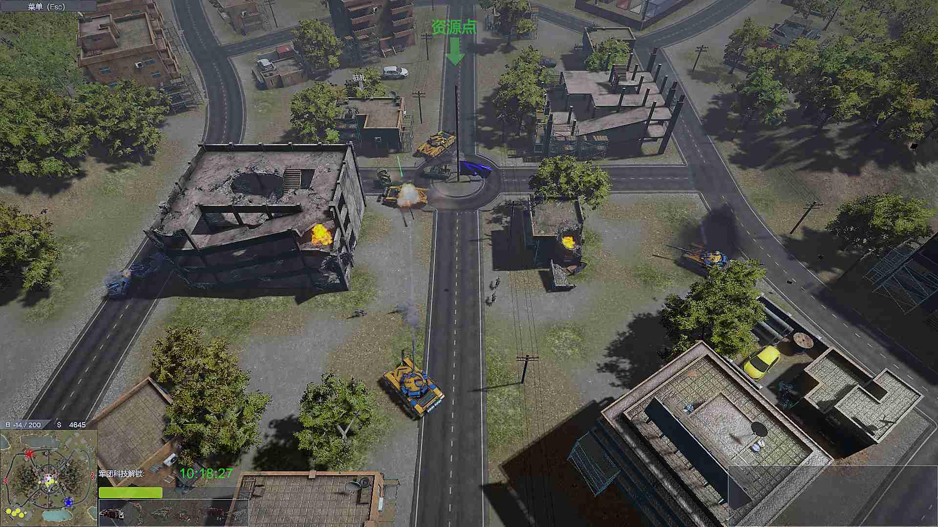 装甲冲突3图片