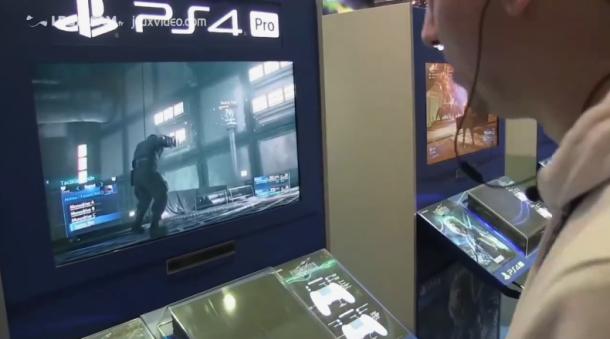 GC 2019:《最终幻想7:重制版》16分钟屏摄实机演示