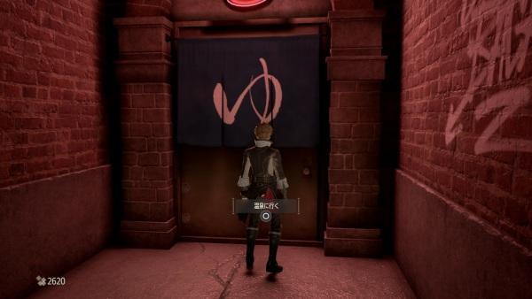 《噬血代碼》溫泉功能細節展示