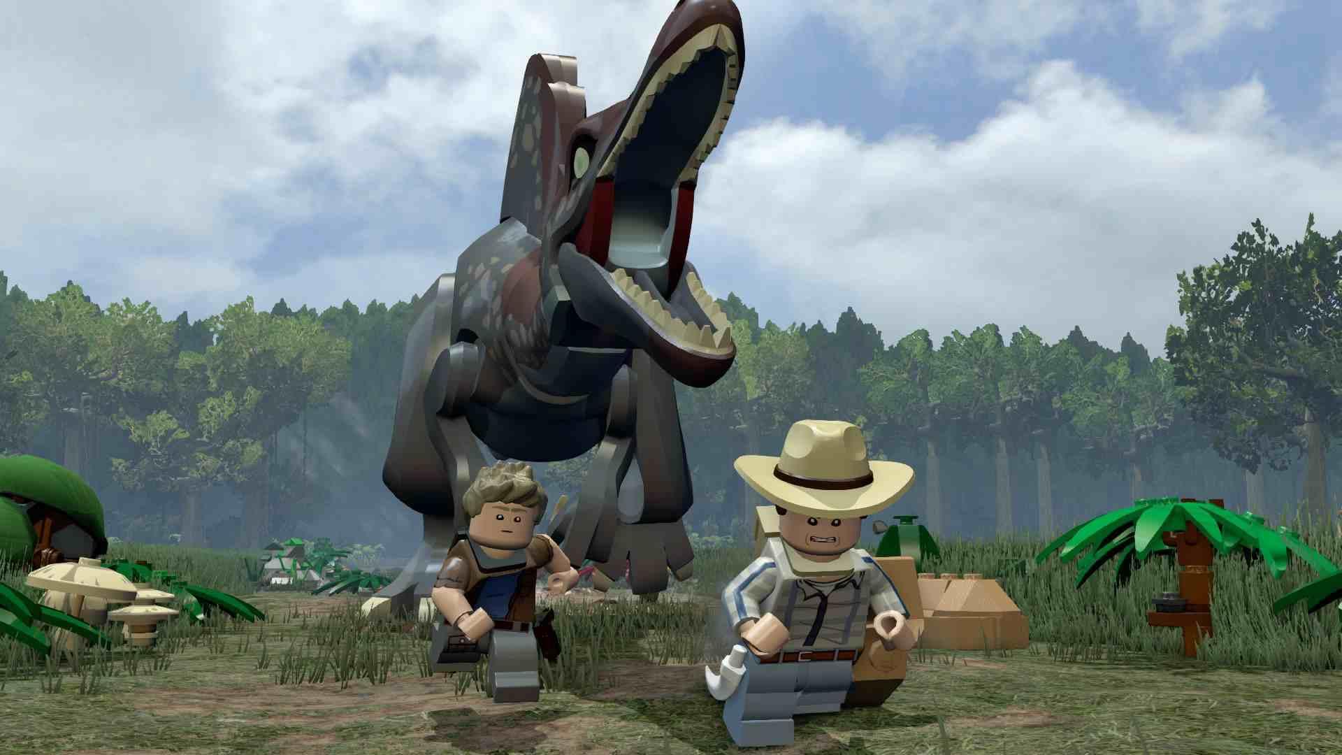乐高:侏罗纪世界图片