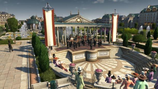 《纪元1800》第二部DLC推出 打造自己的植物园