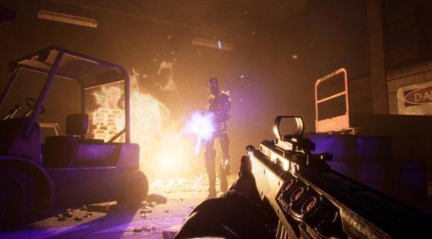 《終結者:反抗軍》27分鐘實機遊戲內容展示