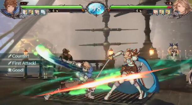 《碧蓝幻想VS》公开新场景:格兰赛法甲板的激战
