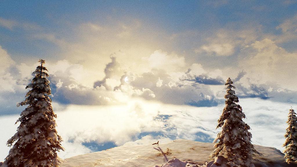泠:落日孤行图片