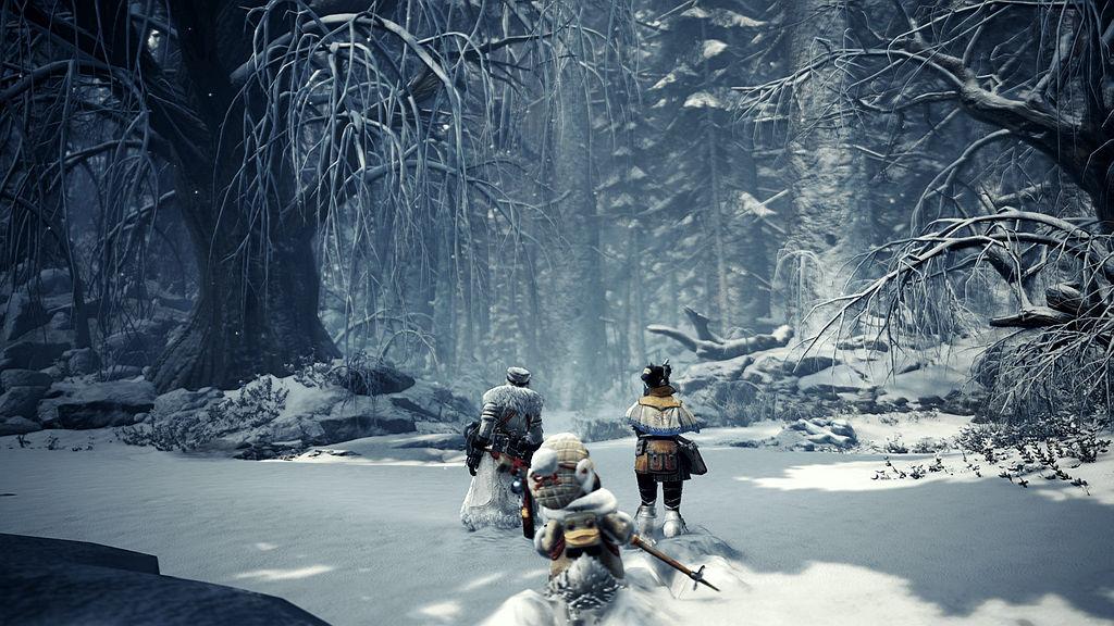 怪物猎人世界:冰原图片