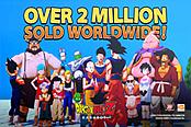 《龙珠Z:卡卡罗特》全平台销量已超200万套