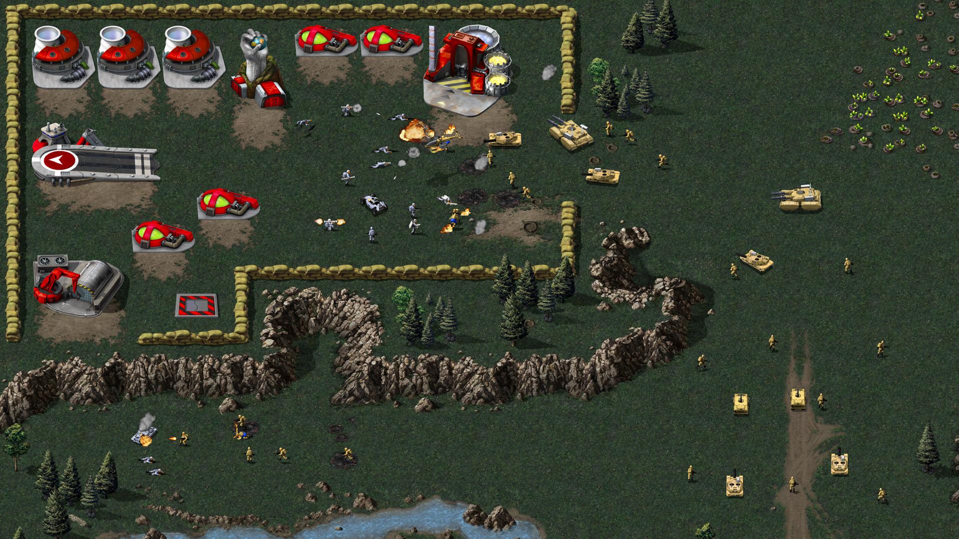 命令与征服:重制版图片