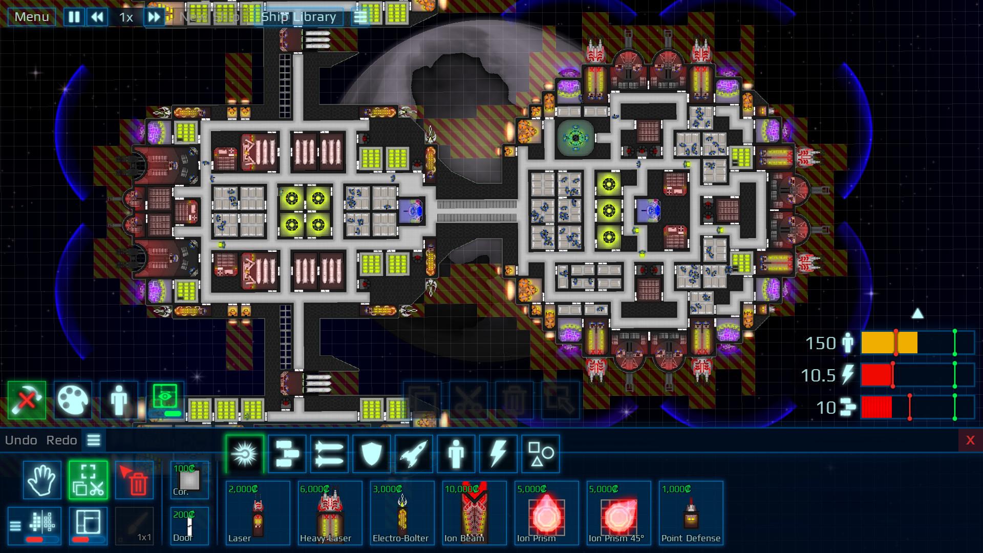 宇宙航行者:星际飞船建筑师兼指挥官图片