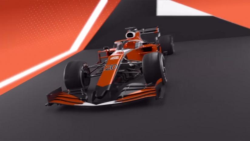 F1 2020图片