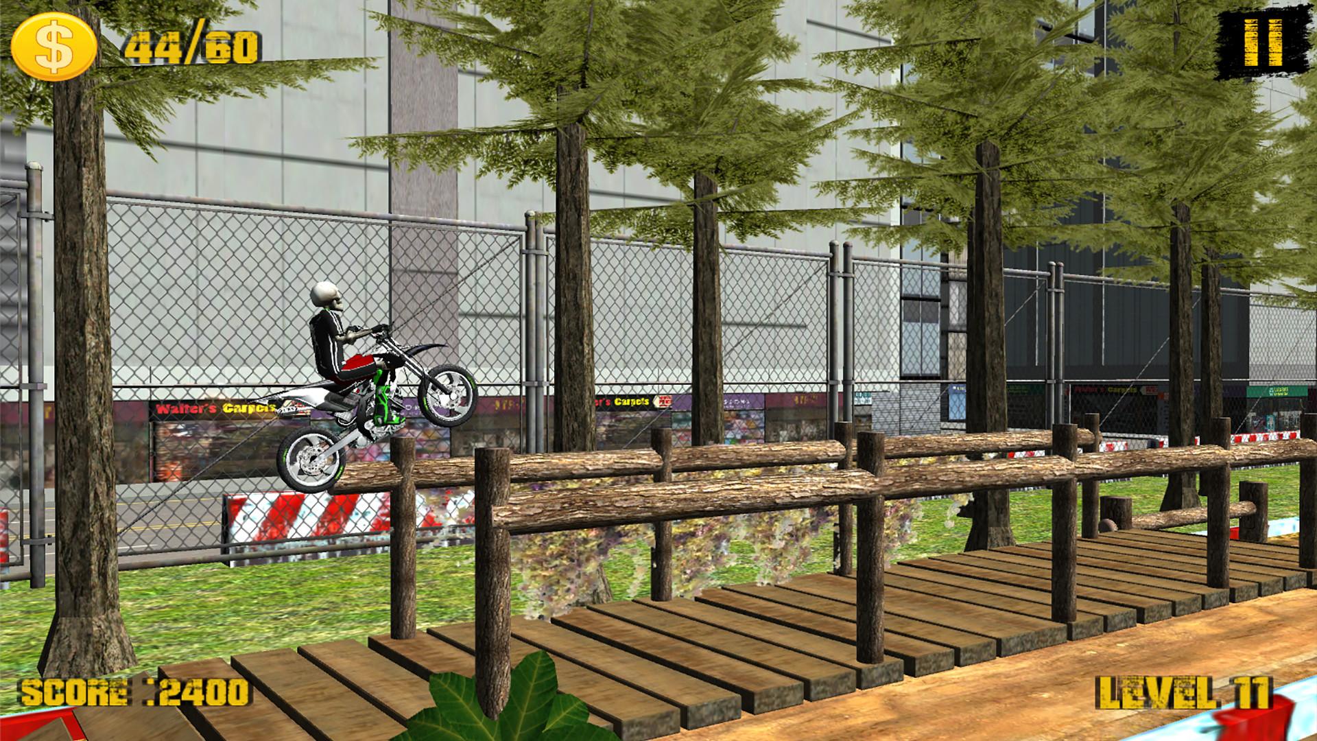 摩托车越野特技图片
