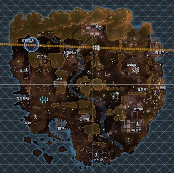 Apex英雄第五赛季地图隐藏地点一览