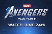 《漫威复仇者联盟》将于6月24日直播 公开全新玩法视频