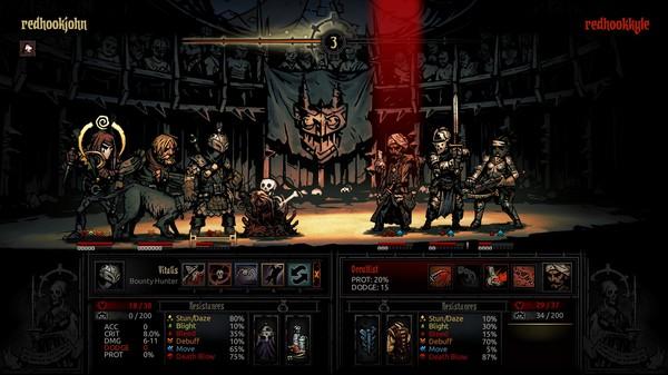 暗黑地牢免费DLC屠夫马戏团内容一览