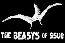 9500万年前的野兽