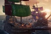 《盗贼之海》Steam峰值人数破6万 热门游戏榜…