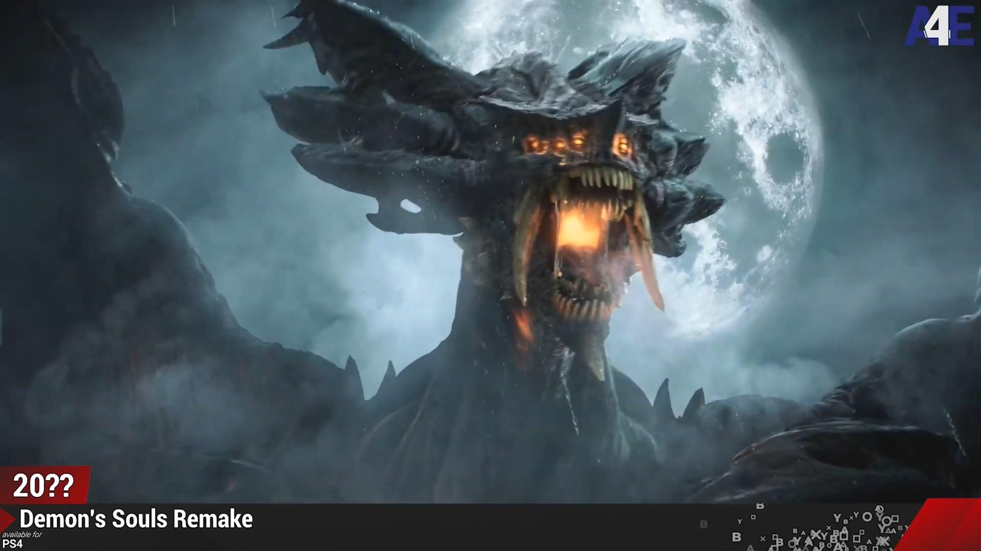 《惡魔之魂》到《惡魔之魂:重制版》 魂系遊戲的進化