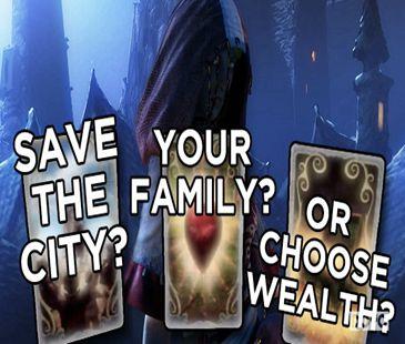 太令人绝望了 7个迫使你做出艰难抉择的游戏