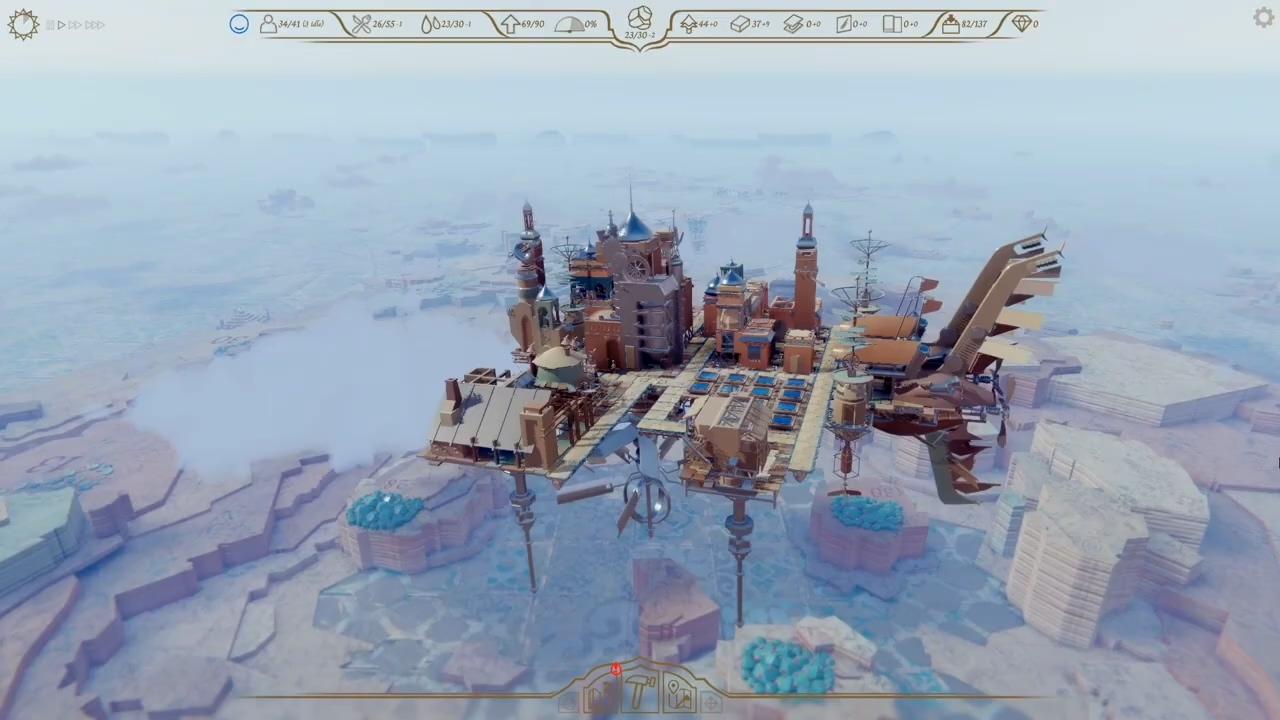 空中王國圖片