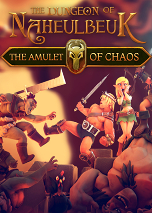纳赫鲁博王国地下城:混沌护身符图片