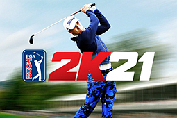 PGA巡回赛2K21