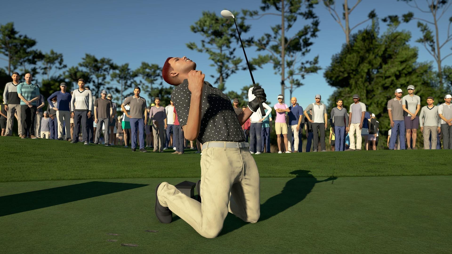 PGA巡回赛2K21图片