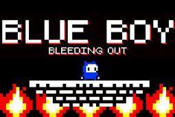蓝男孩:流血