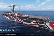 战舰世界0.9.6版本德国航空母舰性能特点介绍