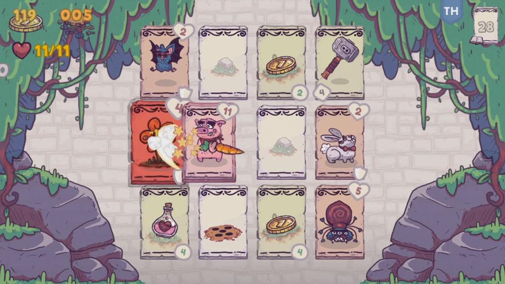 卡片猪图片