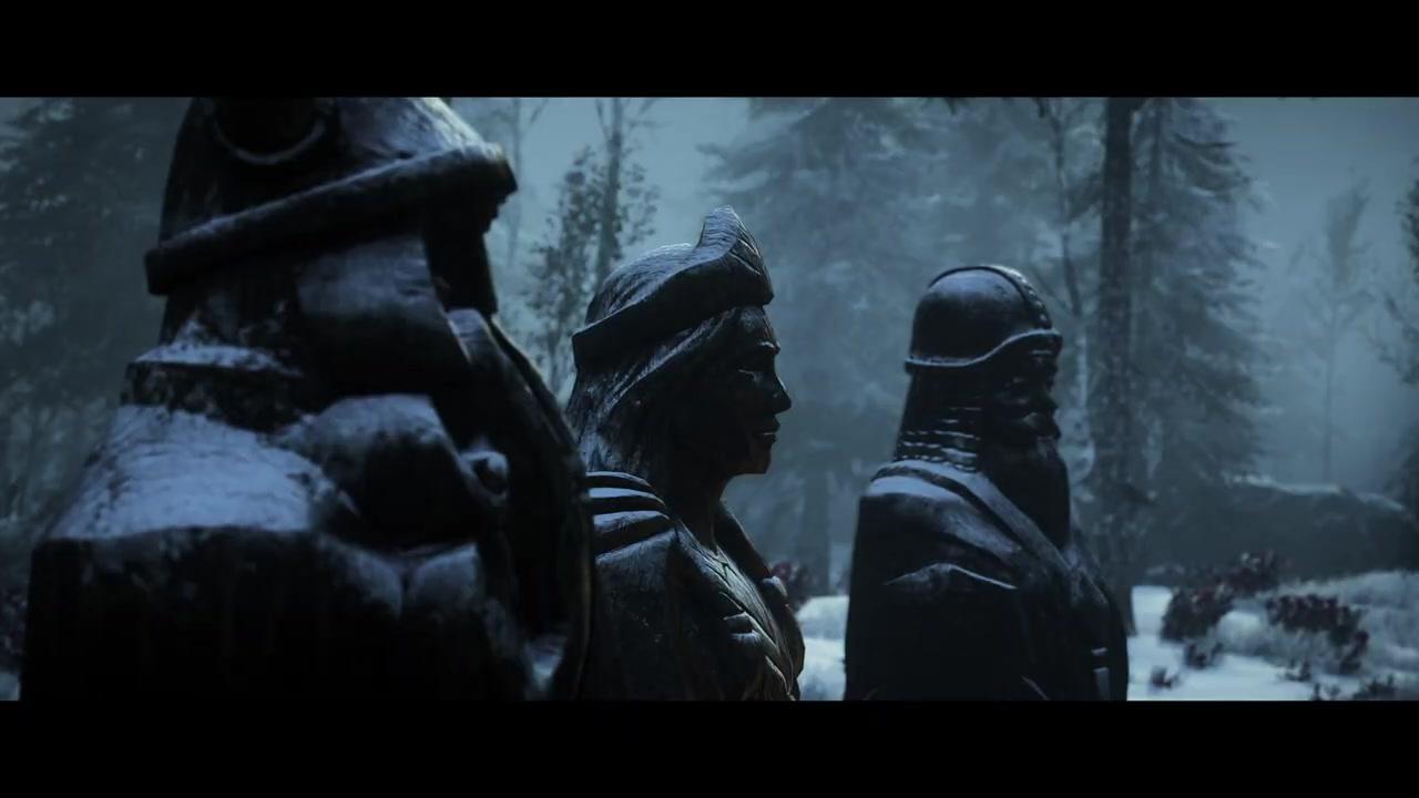 刺客信条英灵殿育碧公布中文预告片艾沃尔命运