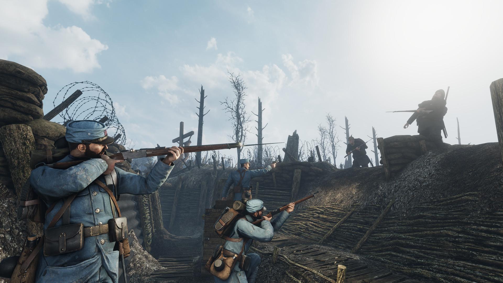 凡尔登战役图片