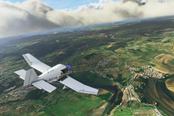 《微软飞行模拟》微软更新商店页面 曝光