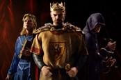 《十字军之王 3》公布新预告 展示封臣机制及战争内容