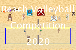 Beach Volleyball Competition 2020