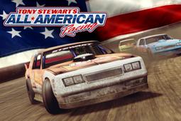 托尼斯图尔特的全美国赛车