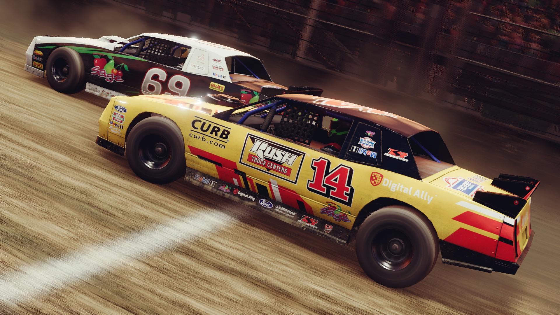 托尼斯图尔特的全美国赛车图片