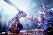 《众神陨落》超长实机演示 详细展示了游戏的战斗机制