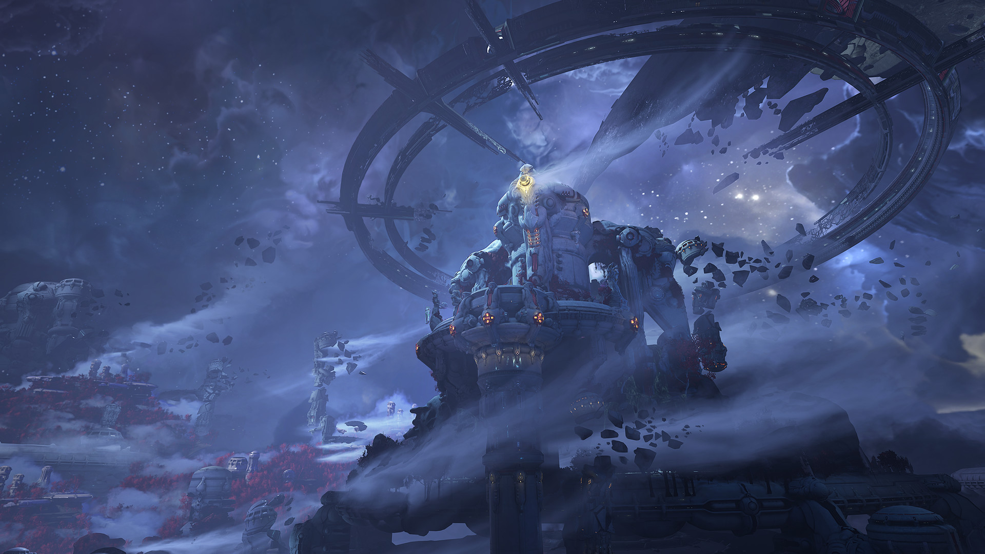 毁灭战士永恒:上古之神第一章图片