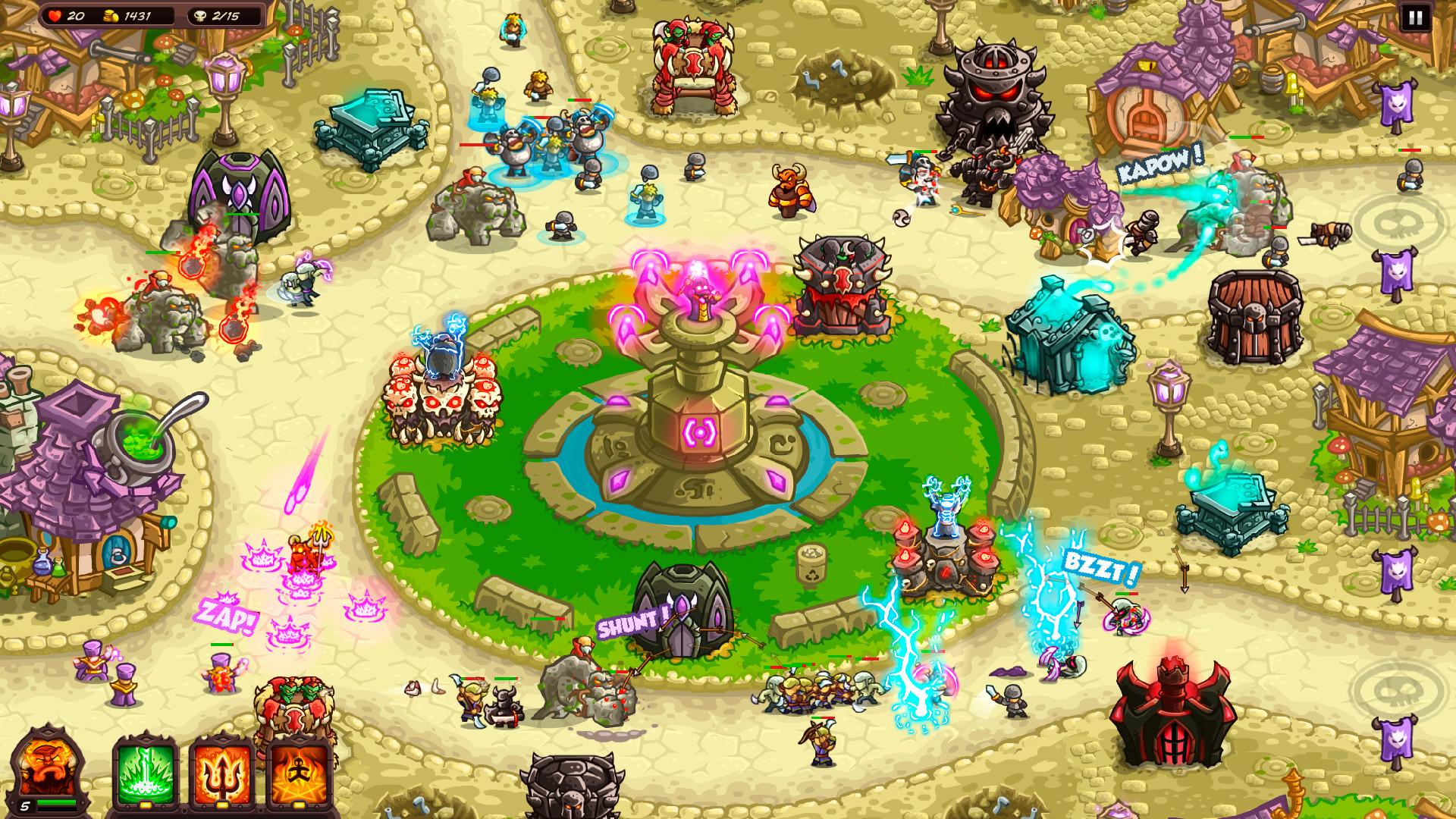 王國保衛戰:復仇PC版圖片