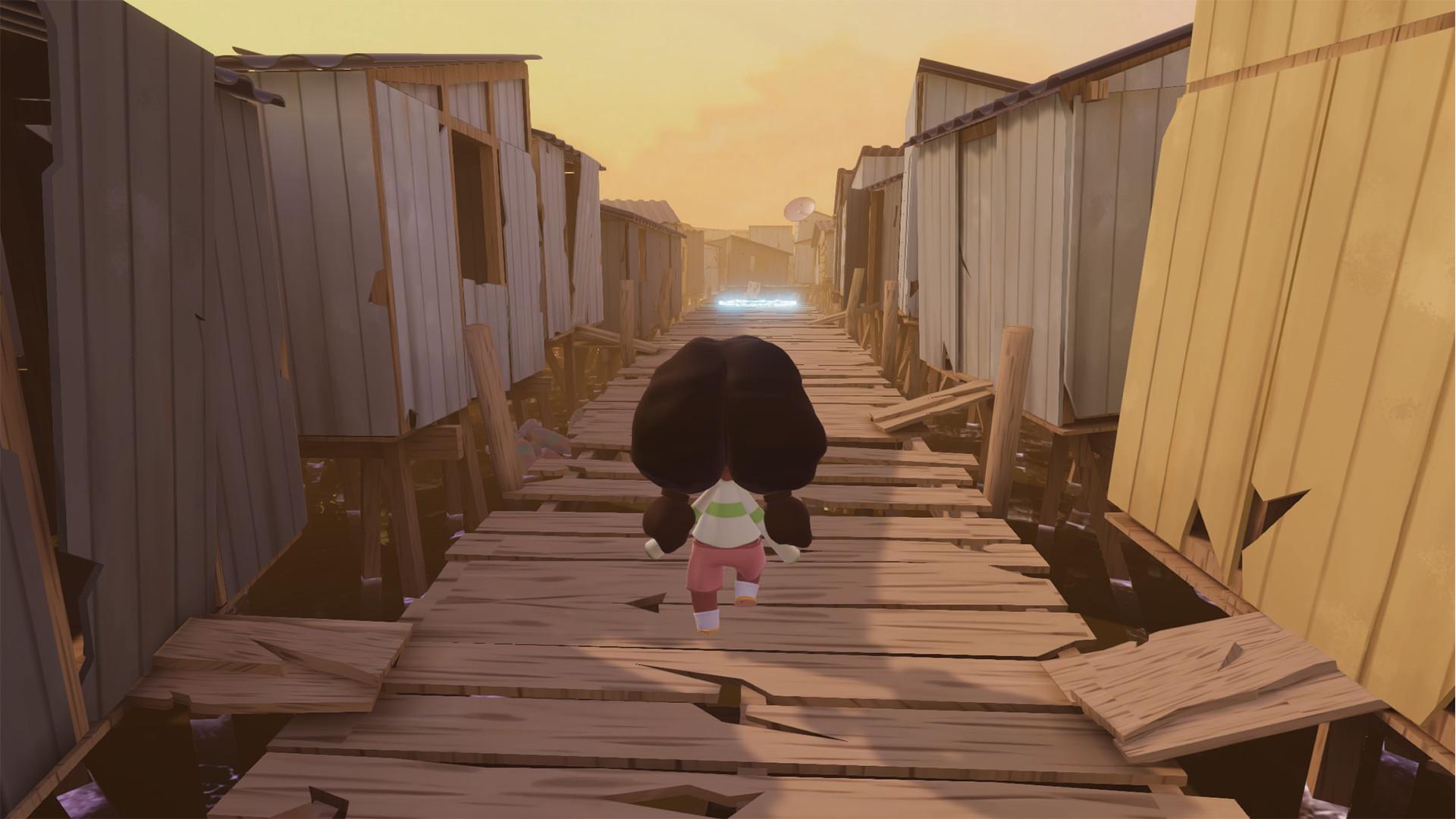 曙光女神:一个女孩的旅程图片