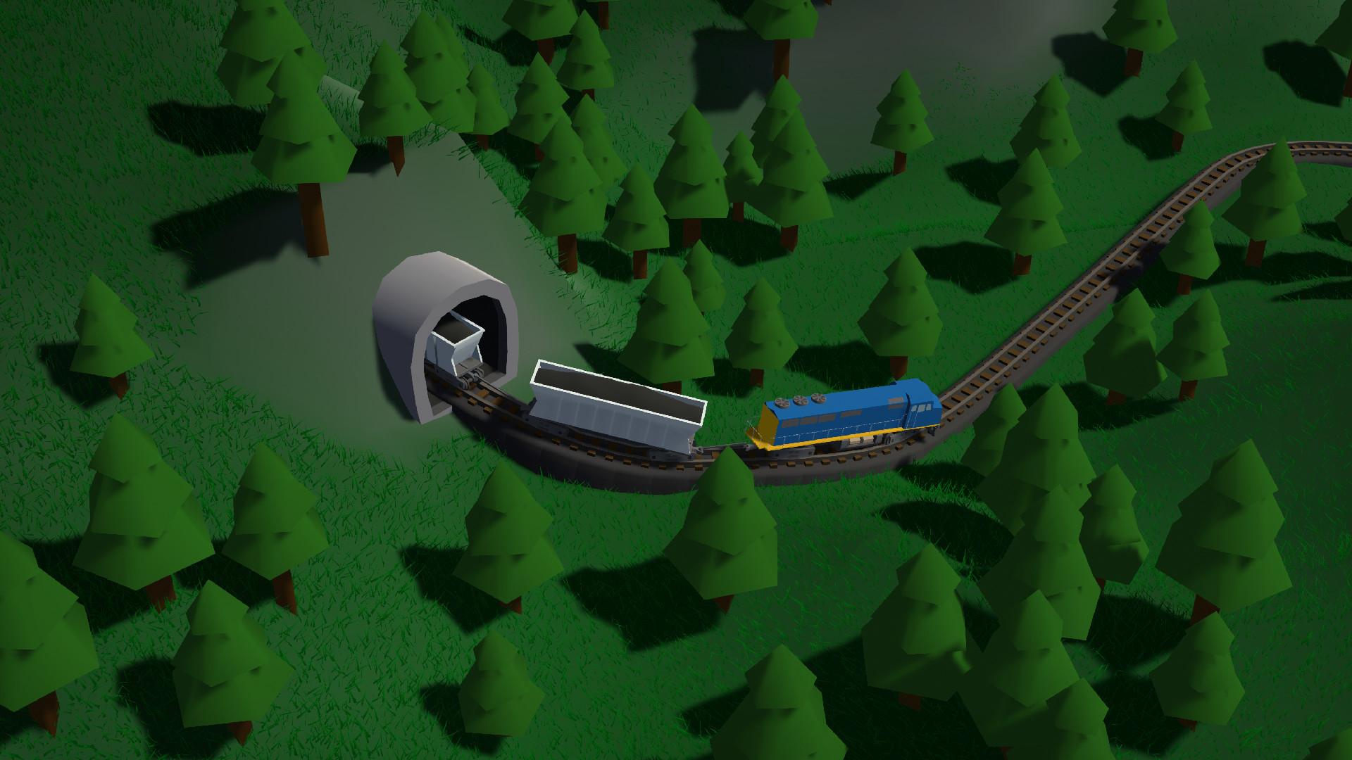 铁路艺术图片