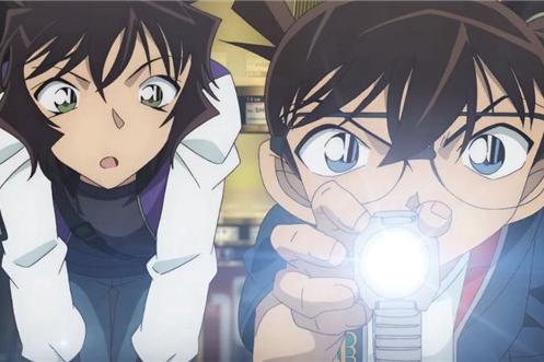 《名侦探柯南:绯色的弹丸》明年4月16日上映