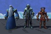 魔兽世界9.0炽蓝仙野宠物训练师位置与打法攻略